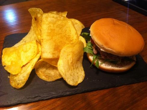 Evboca - Mini hamburguesa Evboca
