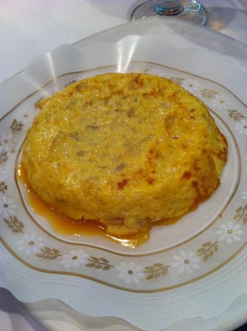 Morao - Tortilla de patata
