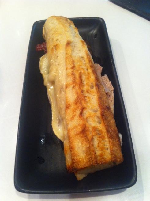 Morao - Flautín de pepito de ternera