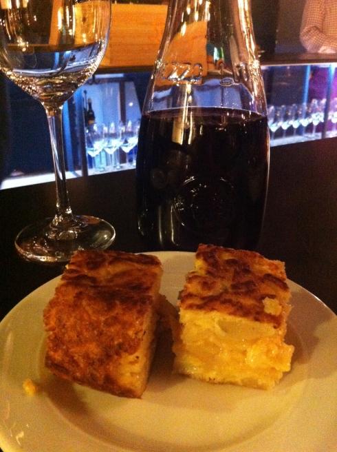 Vadebaco - Pincho de tortilla