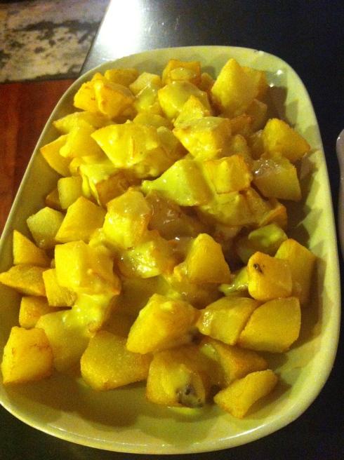 Vadebaco - Patatas bravas estilo Vadebaco