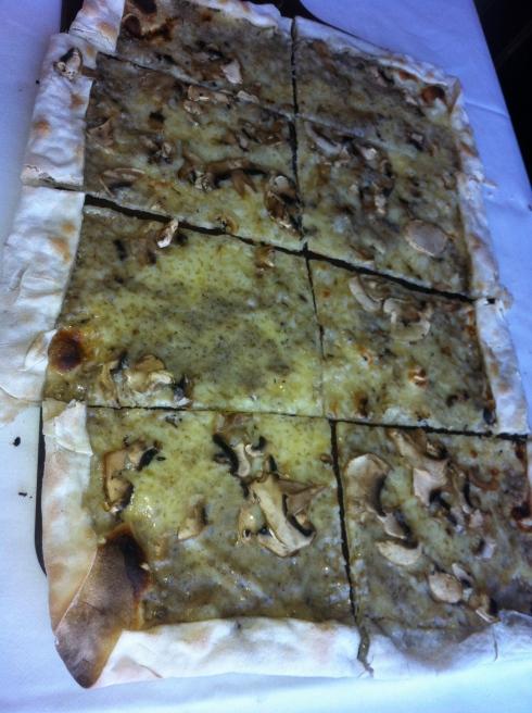 La Tagliatella - Pizza tartufi e funghi