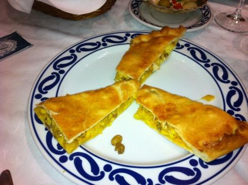 O'Caldiño - Empanada de bonito