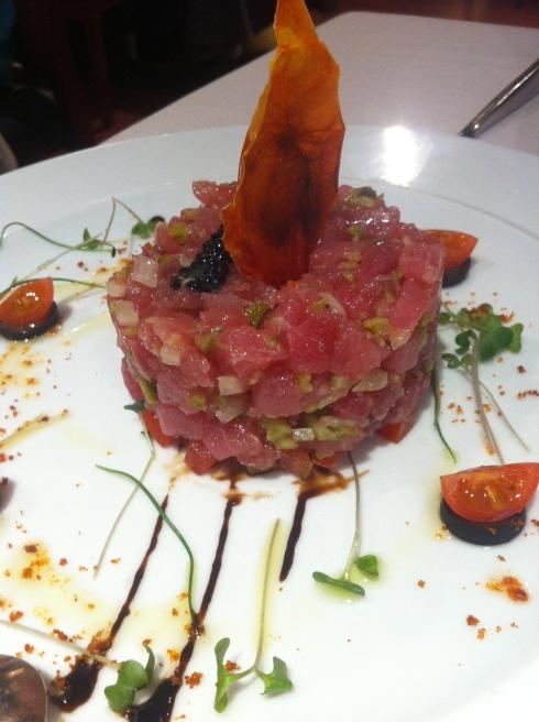 Quintana 30 - Tartar de atún