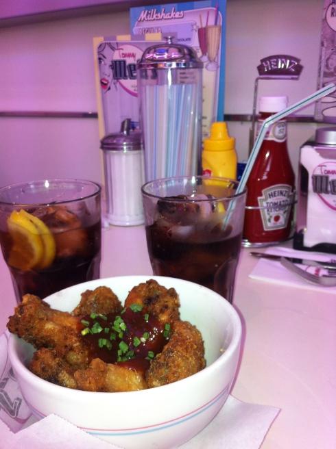 Tommy Mel's - Alitas de pollo