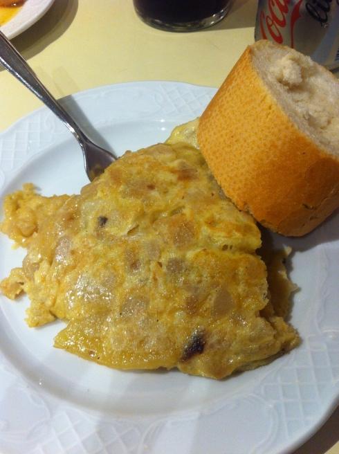 Sylkar - Tortilla de patata