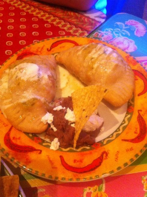 La Panza es Primero - Quesadillas de queso