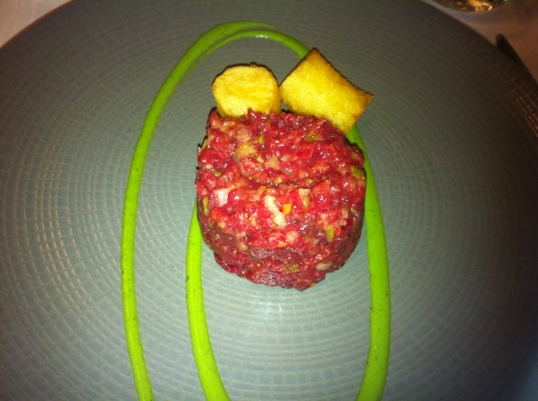 Edulis - Steak tartar