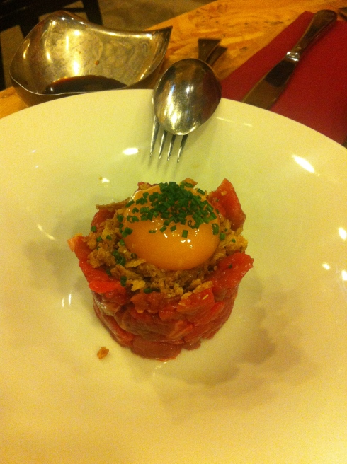 Vi-Cool - Steak tartar
