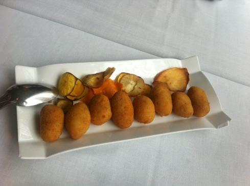 St. James - Croquetas melosas de jamón ibérico