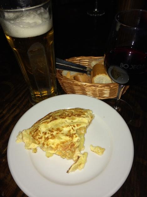 Bodega La Ardosa - Tortilla de patata