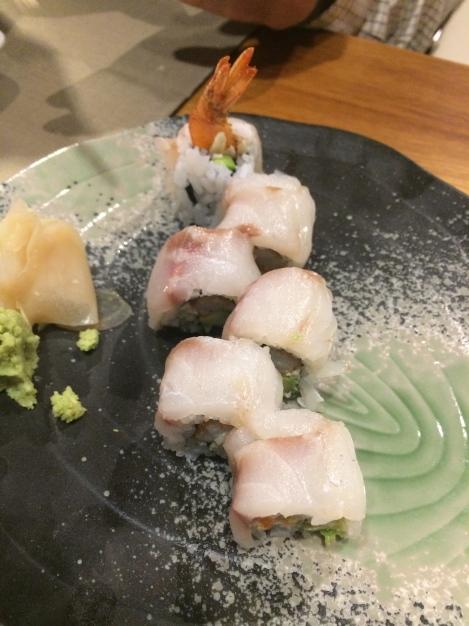 99 Sushi - Mistura Roll
