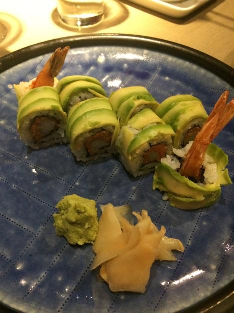 99 Sushi - Dragon Maki