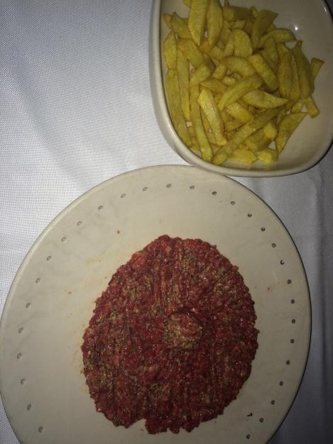 Sacha - Steak Tartar